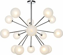 CCSUN 15 Ramification Moderne Boule En Verre