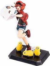Cellules au Travail Anime Action Figure Figure