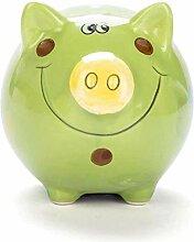 Céramique tirelire Crown Princess Piggy Banque