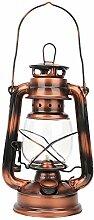 Cerlingwee Lampe au kérosène, Lanterne Vintage,