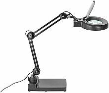 Certeo - Lampe-loupe - longueur bras 310 mm, avec