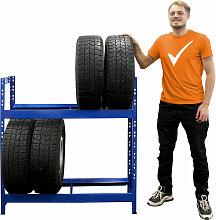 Certeo - Petite étagère pour pneus  