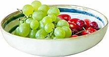 CESULIS Bol à salade de fruits créatif de style