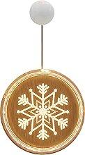 Cewaal Lumières de Noël à LED à suspendre avec