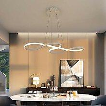 CFKAH Moderne Suspension LED Lampe pour Plafond