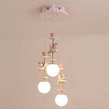 CFKAH Suspension Luminaire Chambre d'enfant