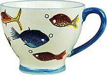 CGDX Coffee Cup PorcelainGrande tasse à café en