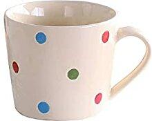 CGDX Funny Mugs Tasses à café en porcelaine -