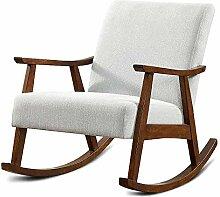 Chaise à Bascule, Confortable Relax Balcon