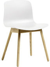 Chaise About a chair AAC12 / Plastique & pieds