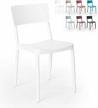 Chaise au design moderne pour cuisine bar