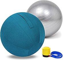 Chaise Ballon Housse de Ballon d'exercice