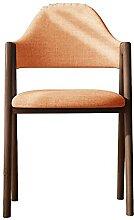 Chaise d'étude Dos Dos chaises de Salle à