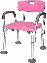 Chaise De Adulte Percee Pliante Pliable Douche