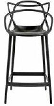 Chaise de bar Masters / H 65 cm - Polypropylène -