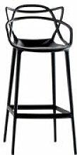 Chaise de bar Masters / H 75 cm - Polypropylène -