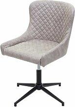Chaise de bureau 070, fauteuil, pivotant,