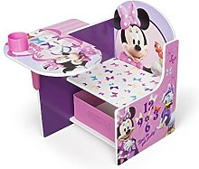 Chaise de bureau Disney avec poubelle de rangement