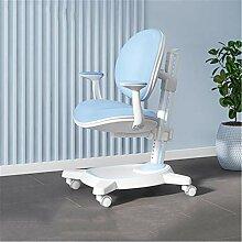 Chaise de bureau enfant La chaise d'étude des