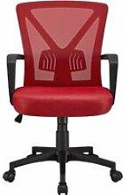 Chaise de bureau ergonomique fauteuil bureau