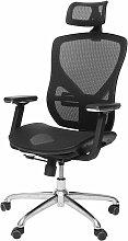 Chaise de bureau HHG-828, chaise de bureau,