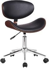 Chaise de bureau MONTENEGRO - Hauteur Ajustable -