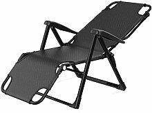 Chaise de bureau pliante simple et portable pour