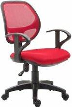 Chaise de bureau pour enfant COOL fauteuil