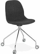 Chaise de bureau ruleta CH02230DG