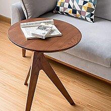 Chaise de bureau, table basse ronde moderne, table
