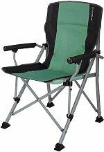 Chaise de camping Bolzano Vert mer - Eurotrail