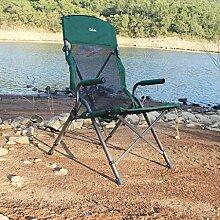 Chaise de Camping Chaise d'extérieur Portable