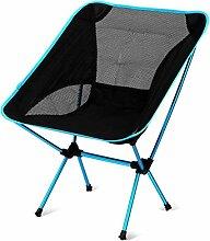 Chaise de Camping Chaise de pêche de Jardin Ultra
