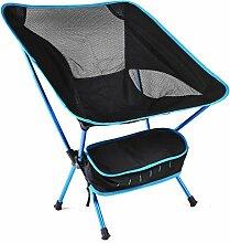 Chaise de Camping Chaise de pêche Pliante de