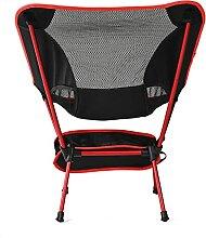 Chaise de camping compacte portable avec chaise