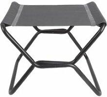 Chaise de camping - fauteuil de camping - tabouret