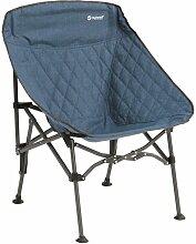 Chaise de camping pliable Strangford Bleu - Outwell