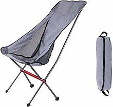 Chaise de Camping Pliante Chaise de Jardin Ultra