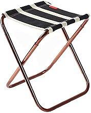 Chaise de Camping Pliante Léger et Pliable Petit