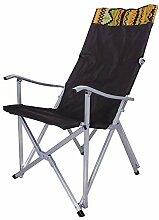 Chaise de Camping Pliante légère Pliable pour Le