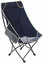 Chaise de Camping Plus Confortable 220lbs Pliable