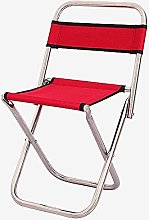 Chaise de Camping Portable Extra Large Tabouret