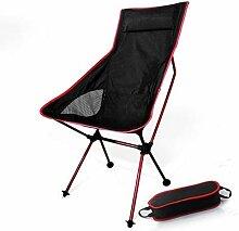Chaise de Camping Portable Pliable Moon Chair