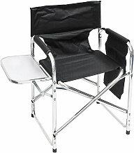 Chaise de directeur Chaise de jardin Chaise