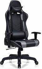 Chaise de gamer, fauteuil gaming pivotant