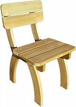Chaise de jardin Bois de pin impregne FSC