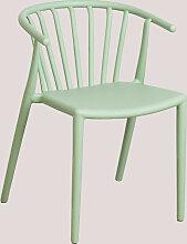 Chaise de jardin Ivor Céladon Polypropylène -