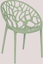 Chaise de jardin Ores Polypropylène - Céladon -
