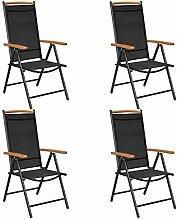 Chaise de Jardin Pliante, Chaise de Patio Chaise