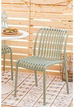 Chaise de jardin Wendell Céladon Sklum